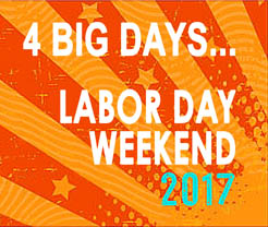 Best events for Labor Day weekend in San Diego