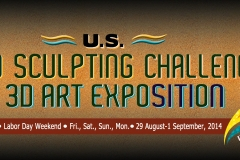 USSSC+3DAE -- Excitement starts again on August 29th, 2014