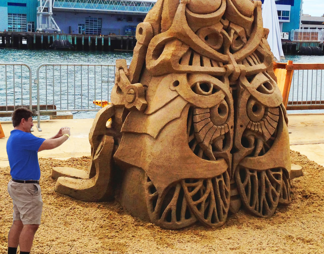 Photo Gallery | US Sand Sculpting