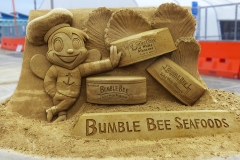 Sponsor Sculpture - Bumble Bee Sea Food